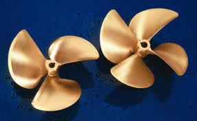 Inboard Propellers and Ski/Wake Boat Propellers